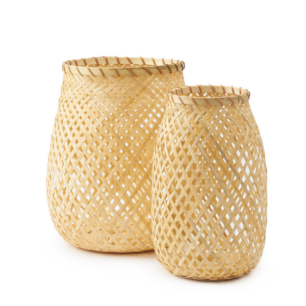 Setá2ácestos Singapur bambú, color natural
