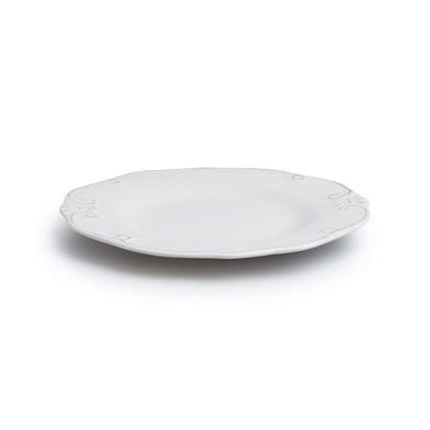 lack Velvet Studio Dinnerware set, 4 Small dish set Provenza White colour His engraved on white brin